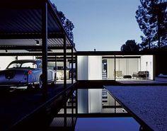 Pierre Koenig #architecture #50s