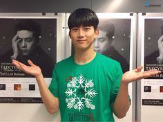 "TAECYEON (From 2PM) Premium Solo Concert ""Winter 一人"""