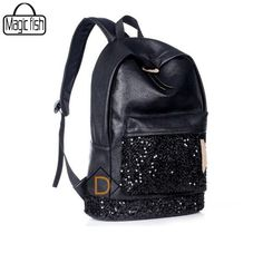 2017 fashion women backpack good quality school backpacks for teenage girls travel. Item Type: BackpacksPattern Type: PatchworkModel Number: women backpackGender: WomenLining Material: PolyesterClosure Type: ZipperTechnics: JacquardCarrying System: Arcuate Shoulder StrapCapacity: 20-35 LitreDecoration: EmbroideryStyle: Preppy StyleInterior: Cell Phone Pocket,Interior Zipper Pocket,Interior Slot PocketBackpacks Type: SoftbackRain Cover: YesHandle/Strap Type: Soft HandleMain Material: PUBrand…
