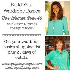 Build Your Wardrobe Basics Square REGISTRATION Now Open: Oct 31-Nov 6