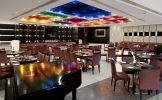 Dining Area At The Grand Bhagwati Ahmedabad Hotel
