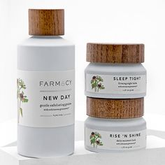 Sephora Glossy - ZOOM IN: FARMACY  - This new skincare brand is ripe for fall beauty.