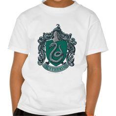 Slytherin Crest Green