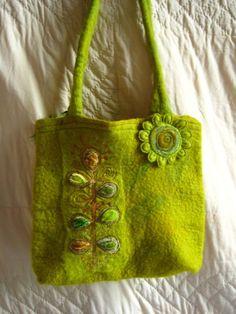 nice felted bag