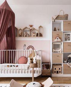 36 ideas for baby nursery furniture playrooms Baby Bedroom, Nursery Room, Girl Nursery, Girl Room, Girls Bedroom, Safari Nursery, Bedroom Ideas, Kids Room Design, Nursery Design
