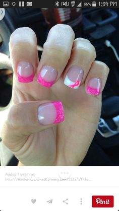 I love anything that supports breaat cancer. May have to get the ribbon on my ring finger the next time i get my nails done