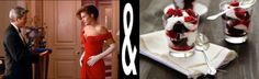 Valentine's Day! Top 10 romantic movies with a delicious menu to make your night super-special.