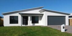 Ideas House Facade Grey Interior Design For 2019 Flat Roof House, Facade House, Grey Interior Design, Interior Exterior, Modern House Plans, Small House Plans, Roof Design, House Design, Metal Roof Houses