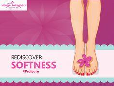 Get soft and smooth feet with our pedicure. Say goodbye to rough feet. For Booking: 98197 64890 Address: Shop Saraswati Niwas, Pai Nagar, Near Gokul Hotel, SVP Road, Borivali (west) Mumbai. Smooth Feet, Spa Services, Bridal Makeup, Pedicure, Mumbai, Salons, Hair Care, Shop, Image