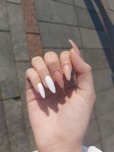 In search for some nail designs and some ideas for your nails? Here's our list of must-try coffin acrylic nails for modern women. Aycrlic Nails, Cute Nails, Pretty Nails, Stiletto Nails, Glitter Nails, Coffin Nails, Almond Acrylic Nails, Best Acrylic Nails, Simple Nail Art Designs