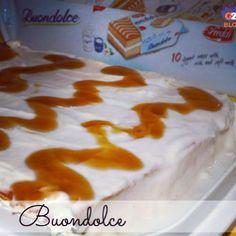 #Buondolce #latte #FREDDI Dolciaria #Merenda #White # Karamel # http://www.freddi.it/