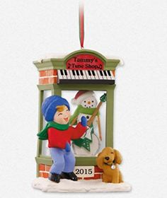 Hallmark Ornament Christmas Window 2015 Member Exclusive ** Want to know more, click on the image.