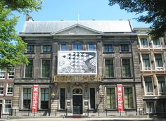 Escher Museum  l Den Haag l The Hague l Dutch l The Netherlands