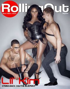 THIS IS THE CHRONICLES OF EFREM: YESSSSS! Lil Kim talks about Diddy and Reality TV to Rolling Out!
