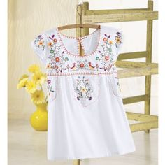 Embroidered Peasant Top - Women's Clothing, Jewelry, Fashion Accessories & Gifts for Women with a Flair of the Outdoors | NorthStyle