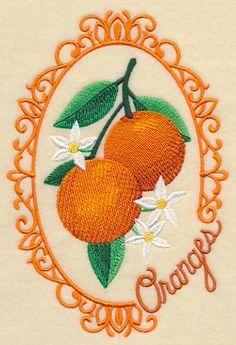 Fruit Cameo - Oranges 5 sizes Product ID: M2552 M2553 M2554 M2555 M2556   Color Changes:11