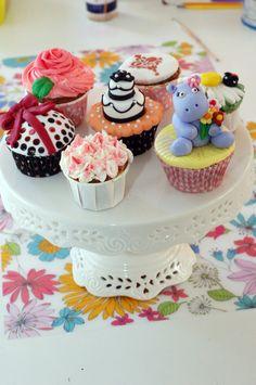 Nuevo taller de elaboración y decoración de cupcakes, Escuela de Cocina Pepekitchen, Málaga