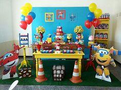 Festa Infantil Para Meninos