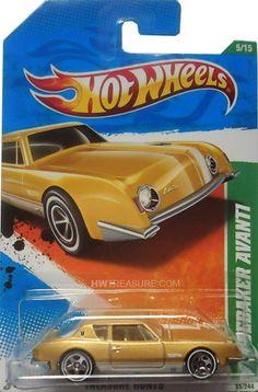 Studebaker Avanti Hot Wheels 2011 Treasure Hunt - HWtreasure.com