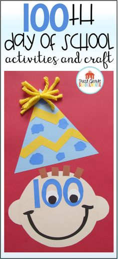 Planning a 100th Day of School celebration? Check out these easy to prep and use collection of activities. Pick and choose from a variety of literacy and math activities, a mystery picture, bulletin board craft, homework activities, and more!