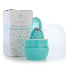 #BFCM #CyberMonday #Jane.com - #Bixore Solavae Teal Baby Grooming Kit / Great Gift - AdoreWe.com
