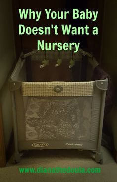 I have 12 children and NONE of them have resided in an official nursery. In this post I tell you where I put my babies and why I keep them so close. Lactation Consultant, Baby List, Early Childhood Education, Mother And Baby, Doula, Baby Essentials, Health Education, Mom And Dad, Pregnancy