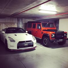GTR vs DEFENDER #victoria#gtr#nissangtr#blackedition#landroverdefender#defender110#defender90#automotive#landroverdefenderadventureedition#carporn#melbourne#r35# by ken133 GTR vs DEFENDER #victoria#gtr#nissangtr#blackedition#landroverdefender#defender110#defender90#automotive#landroverdefenderadventureedition#carporn#melbourne#r35#