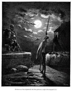 Gustave Doré - 'Don Quijote' - obra de Miguel de Cervantes