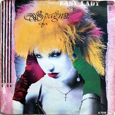 "Spagna* - Easy Lady (Vinyl 7"") 1986 Portugal"