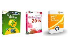 Los mejores antivirus gratuitos para 2015