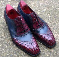 Gaziano & Girling patina by Thomas Kalflo #Zapatos #Shoes #Scarpe #Pantolfi #Chaussures