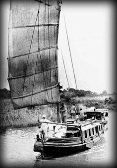 100년전 한국11, 한국유람선