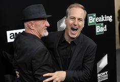 Better call Saul! It's Bob Odenkirk. ..rh