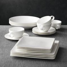 Bennett Square 20-Piece Dinnerware Set