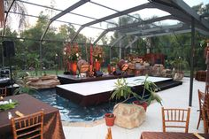 Hawaiian Style Private Party