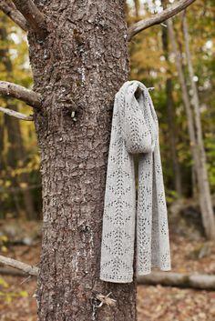 Wexford scarf from Brooklyn Tweed