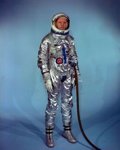 Rocketumblr | Evolution of the NASA Spacesuit