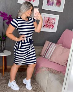 plus size outfits for work womens clothes Curvy Outfits, Plus Size Outfits, Trendy Outfits, Curvy Girl Fashion, Plus Size Fashion, Skirt Fashion, Fashion Dresses, Ankara Skirt And Blouse, African Print Dresses