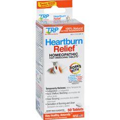 Trp Heartburn Relief - 50 Tablets