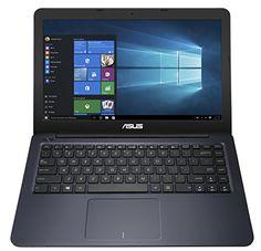 ASUS E402MA 14 Inch Intel Dual Core 2GB 32GB Laptop Windows 10 64bit Dark Blue * ** AMAZON BEST BUY **