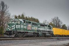 Engine's 2127 & 3807