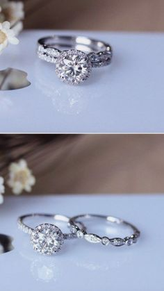 THIS IS MY FUTURE RING SET!!!!!