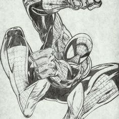 things I used to do with pencils back in the day. #spiderman #pencil #drawing #art #comicbooks #1996 Ruben I @ruben_i Instagram photos | Webstagram
