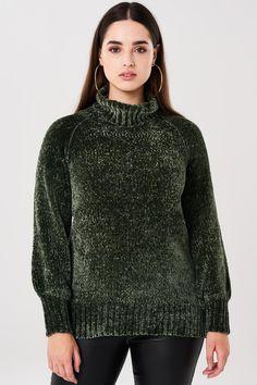 Gina Tricot Genser Maja Knitted Sweater Hvit Strikkede