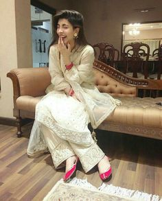 When won't let me pose for my Eid picture ! Pakistani Dress Design, Pakistani Outfits, Indian Outfits, Suits For Women, Clothes For Women, Ladies Suits, Ladies Tops, Bridle Dress, Desi Wedding