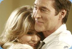 Dr. Marlena Evans and John Black