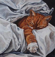 Cat Art and Paintings , Feline Art and Paintings from EJ Lazenby Animal Paintings, Art Paintings, Cat Art, Sculpture Art, Art Work, Imagination, Illustration Art, Sketches, Fine Art