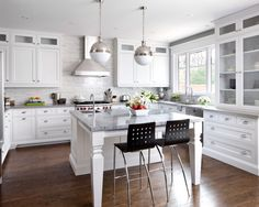 Traditional Kitchen Open Concept Kitchen Design, Pictures, Remodel, Decor and Ideas - page 5