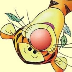 Tigger can help you find a bright side!!! :)