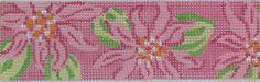 Lilly-inspired dahlias belt, Eliza B. flip-flops or cuff